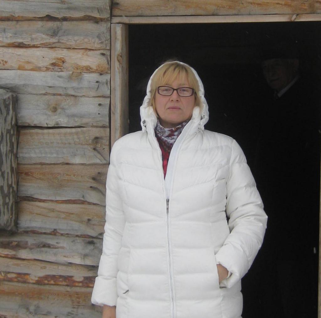 Марина Валерьевна Дмитриева