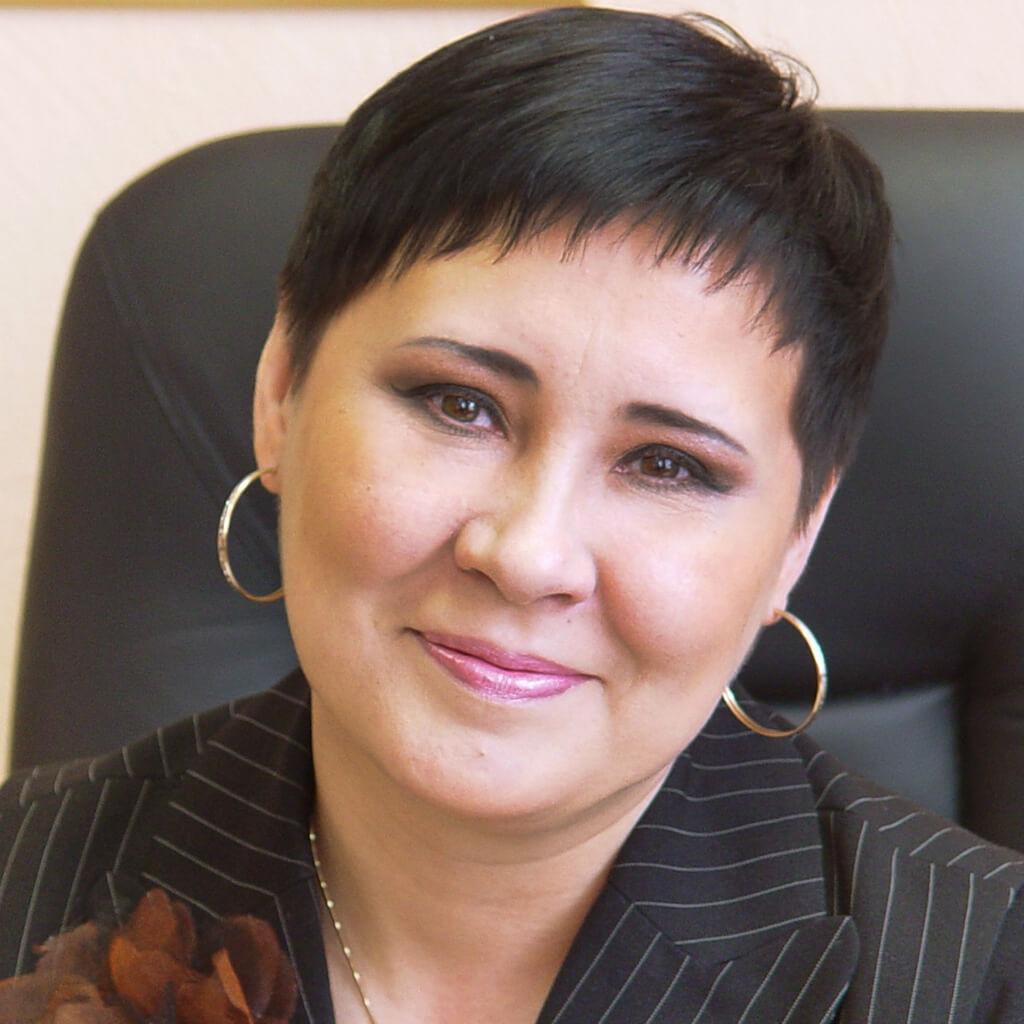 Евгения Петровна Бахлыкова