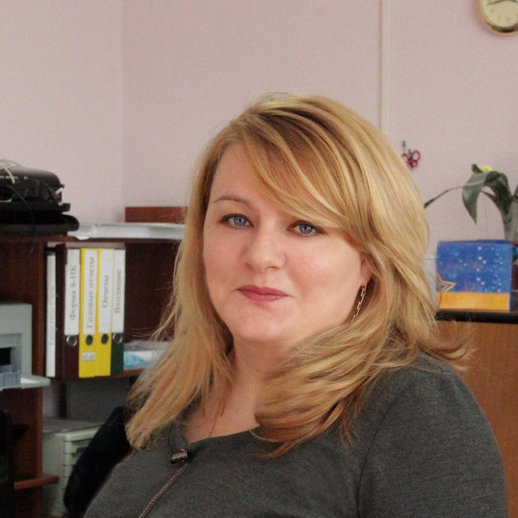 Жанна Сергеевна Гурзан