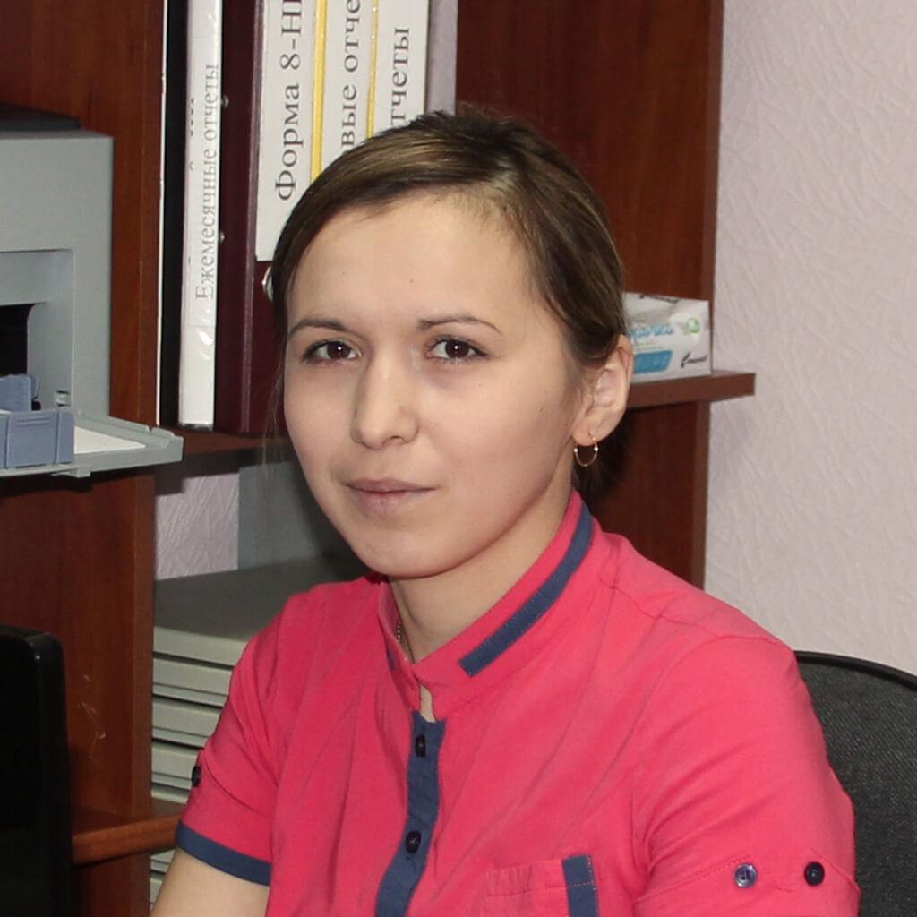 Юлия Сергеевна Казанцева