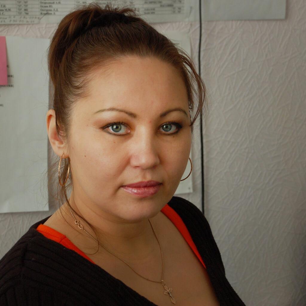 Софина Светлана Петровна