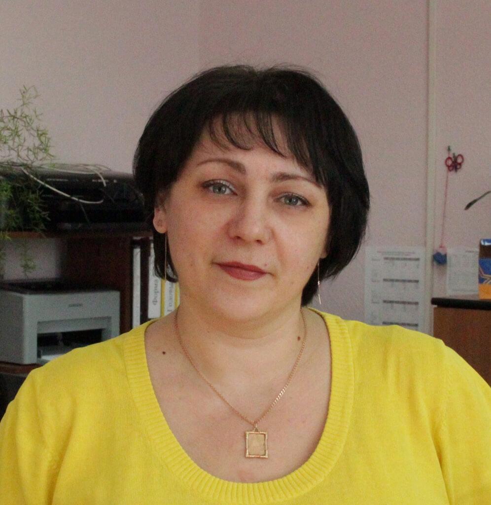 Татьяна Александровна Зольникова
