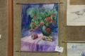 Выставка рисунков Анастасии Кутеневой «Волшебство в моей палитре».