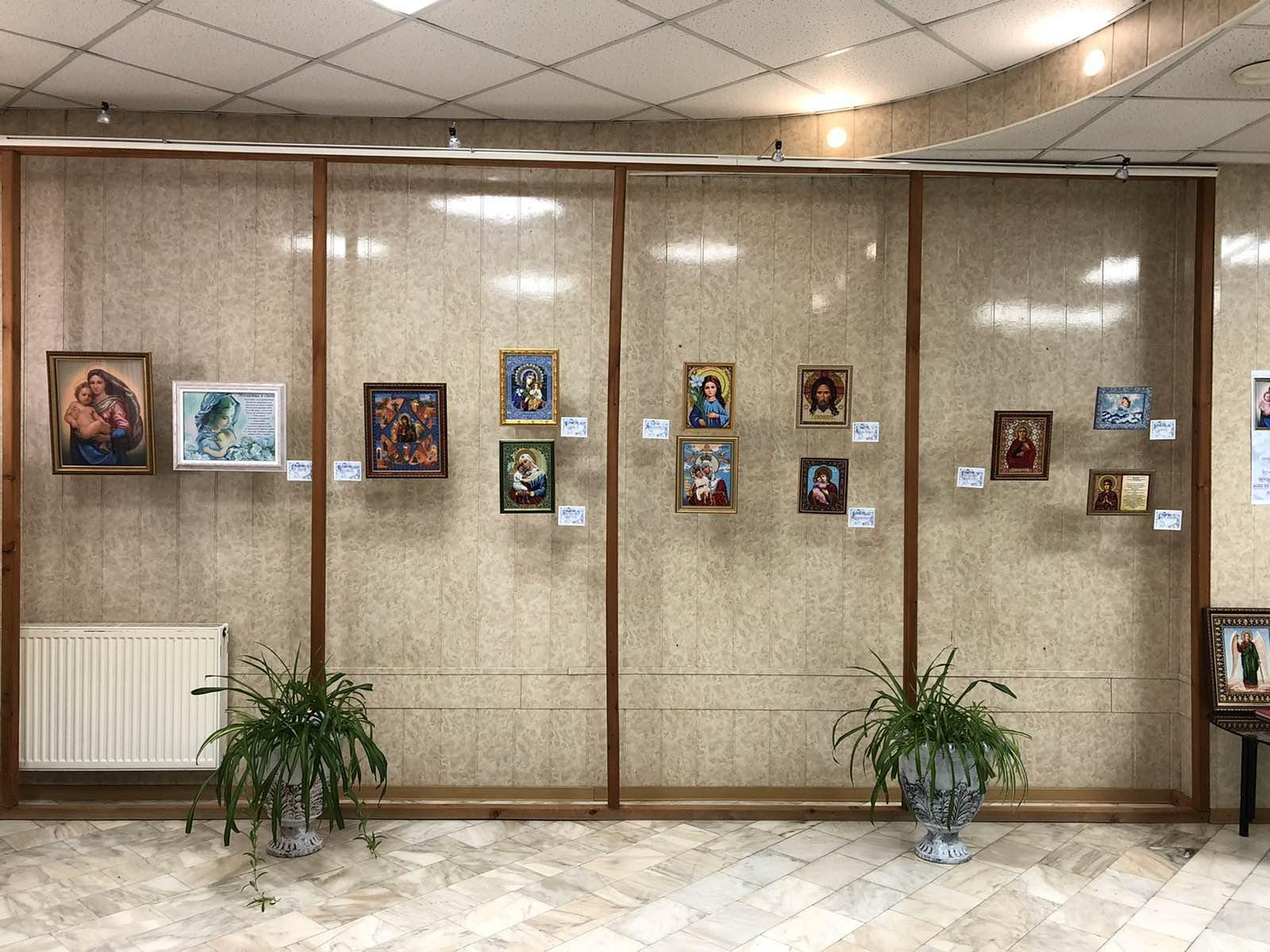 Персональная выставка «Красота своими руками»